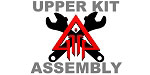 Upper Parts Kit Assembly - Let us assemble that upper kit for you! *This is an assembly fee only*