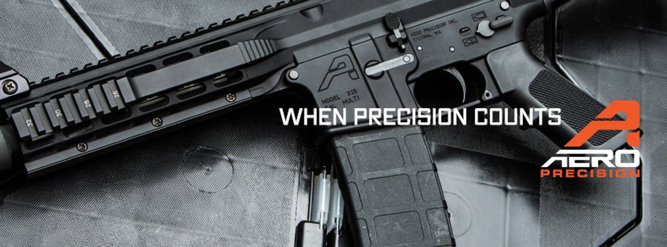 Aero Precision Assembled AR-15 Upper Receiver With Dust Cover & F/A