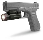 180 Lumen Quick-Release Tactical Pistol Flashlight