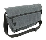 Grey Ghost Gear Wanderer Messenger Bag - Grey