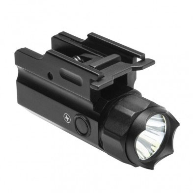 NcSTAR AQPTF Quick-Release Mount Pistol Flashlight
