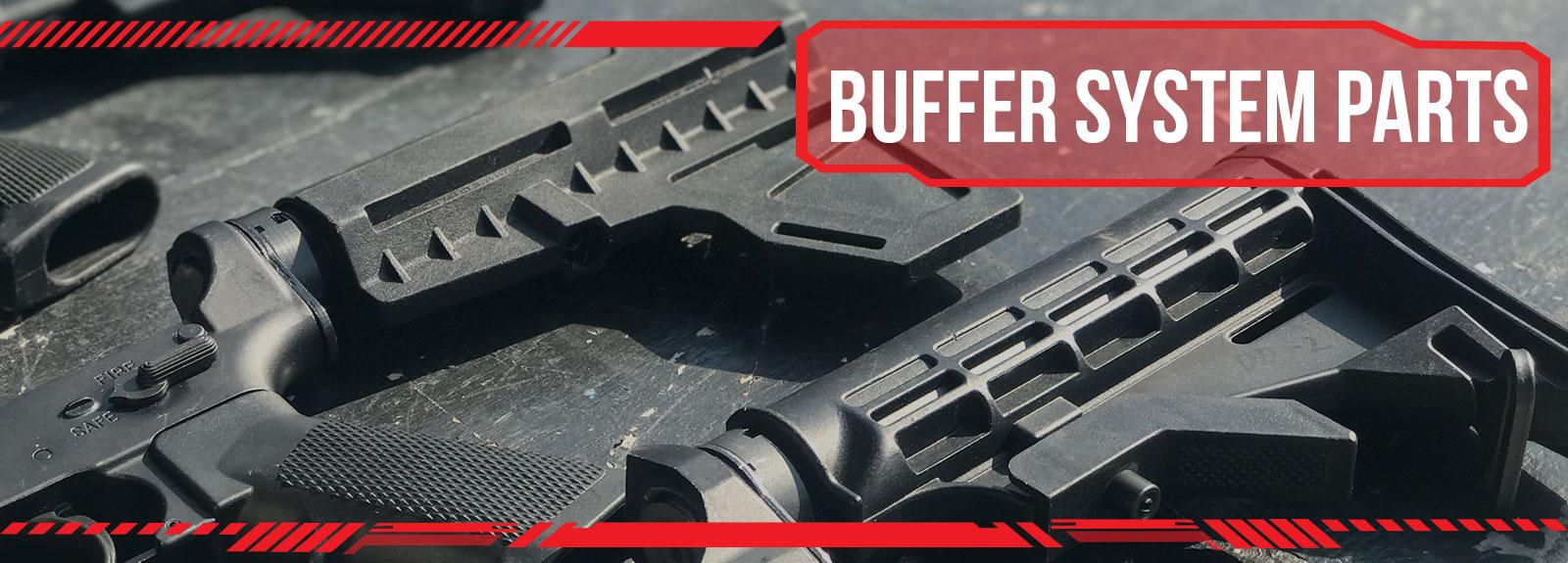 Ar-15 & Lr-308 Rifle Stocks & Pistol Braces, Buffer Tube