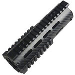 Carbon Fiber Free Float Hand Guard 7