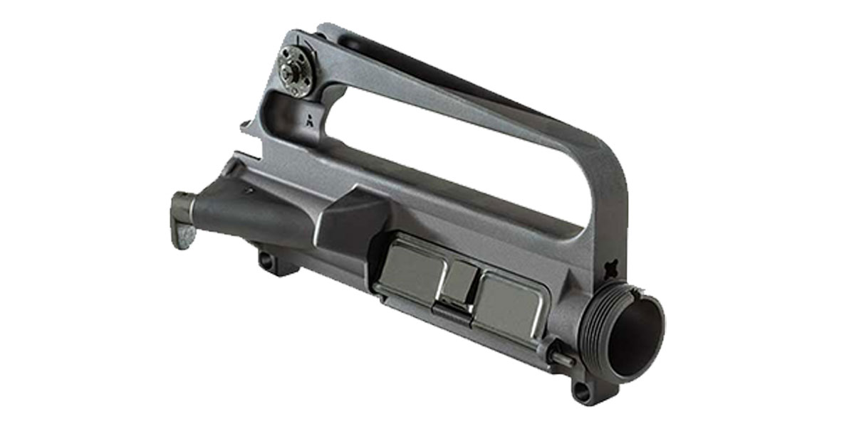 LAR Grizzly A2 Upper Receiver Forged Complete Assembly