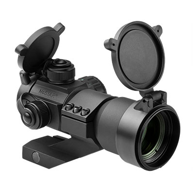 NcSTAR 35mm Red/Green/Blue Dot Optic/ Black Scope