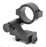 Omega Mfg 90 Degree Flip To Side Magnifier Mount