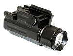 Tactical Flashlight 150 Lumens W/Quick Release Lever
