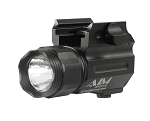 Tactical Flashlight 150 Lumens/Compact W/QRL