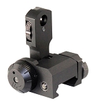 AR15/M16 Single Plane Dual Aperature Rear Flip Up Sight