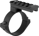 Picatinny Base 45mm Scope Adaptor/Adjustable