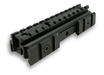 AR15 Carry Handle Weaver Tri-Rail Mount