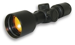 3-9X42E Red Illuminated Compact Scope/Ruby Lens