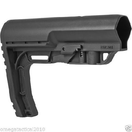 Mission First Tactical (MFT) Battlelink Minimalist Mil Spec Stock - Black