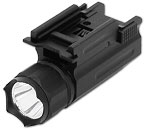 NCSTAR AQPTF QUICK RELEASE MOUNT PISTOL FLASHLIGHT