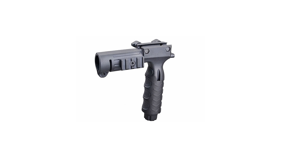 Trinity Force Ambidextrous Vertical Foregrip W Flashlight