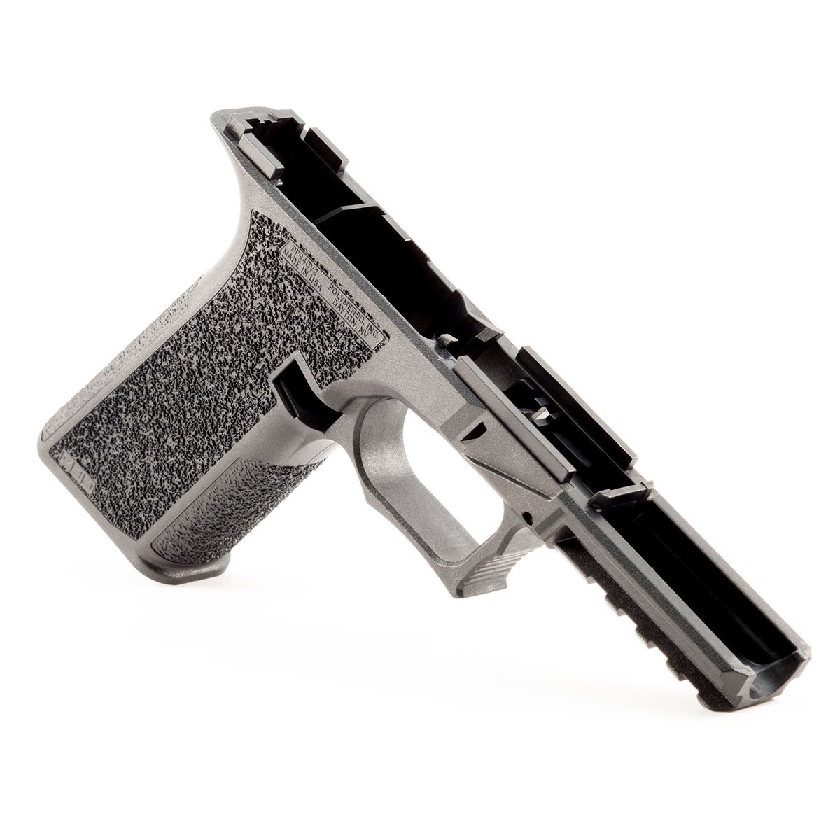 Glock Compatible 80% Frame Full Sized 9mm Or 40 Cal Fits Glock 17, 22, 33, 34, 35 Gen 3 Slides