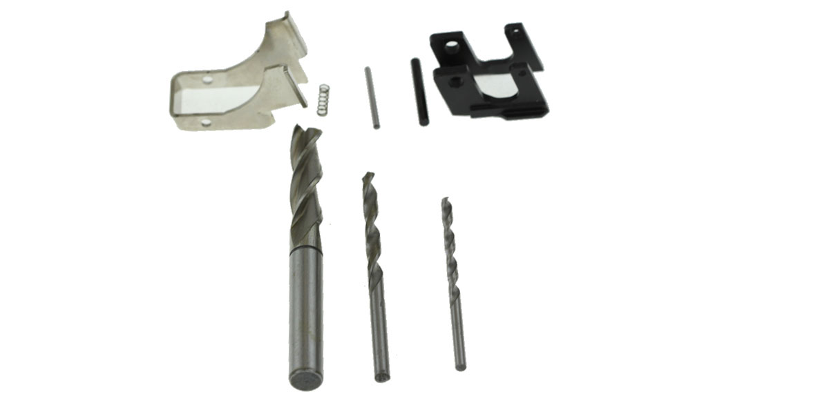 POLYMER80 PF940SC 80% Subcompact Frame & Jig Kit With Tools For Gen 3 Glock  26 27 FDE Color