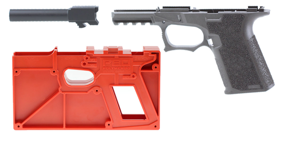 Complete Glock Poly80 Parts Kit