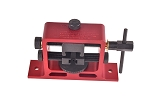 Red Professional Gunsmith Heavy Duty Universal Pistol Rear Sight Tool  (Fits Glock XD XDm  S&W M&P FNH 1911 & More !!)