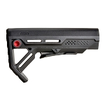 Strike Industries Viper Stock - Black/Red