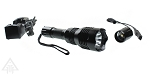 Vector Optics LED Flashlight  - 240 Lumens with Charger & Pressure Switch