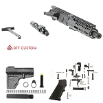 "Davidson Defense ""Berserk"" AR-15 Assembled Pistol Kit 7.5"" 5.56 NATO 416R Stainless 1-7T Barrel 7"" M-Lok Handguard (Includes BCG and Charging Handle) (Assembled or Unassembled)"