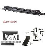 "Davidson Defense AR-15 ""Dragon Fly"" Rifle Kit 18"