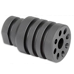 Midwest Industries AR-15 5.56/.223 Blast Diverter Steel Parkerized