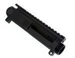 Davidson Defense Black Diamond Series AR-15 Billet No Forward Assist Upper - USA Made