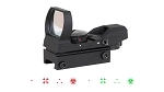 AIM Sports Special Ops Edition Dual-Illuminated Reflex Sight
