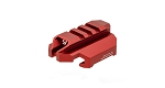 Strike Industries Stock Adapter Back Plate for CZ Scorpion EVO 3 - Red