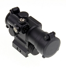 Aimtech Arms Heavy Duty Red Dot Sight With Laser  (30,000 battery life)