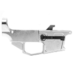 New Frontier Armory 80% 9mm 40 S&W 357 Sig Ar-15 C-9 Billet Lower (Uses Glock Mags)