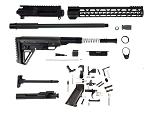 DTT Customs AR-15 Complete Rifle Kit W/ Aero Precision upper, 16