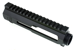 LAR Grizzly Ops-6.5 Ambidextrous Charging Right Side Discharge Stripped Upper