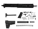 Aero Precision AR-15 Assembled Pistol Upper Gun Kit W/ 7.5