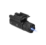 VISM Compact Blue Laser with Quick-Release Weaver Mount