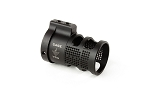 Aero Precision VG6 Precision Cage Muzzle Device - Stainless Steel w/Black Nitride - Concussion Altering Gas Expansion