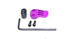 Guntec AR-15/LR-308 Extended Mag Catch Release - Purple