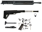 Davidson Defense AR-15 Complete Assembled Rifle Kit W/ 16