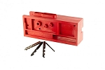 Poly 80 Ar-15 Universal Heavy Duty  Jig  & Tooling for Aluminum or Polymer 80% Mil-spec Lower Receivers With Tooling