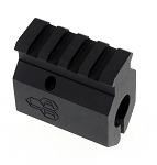 LAR Grizzly Standard Rail Gas Block .625