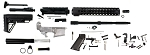 Davidson Defense AR-15 Carbine Ultimate Budget Builders Complete Kit W/ 80% Aluminum Lower Receiver V2