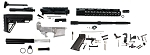 Davidson Defense AR-15 Carbine Ultimate Budget Builders Complete Kit W/ 80% Aluminum Lower Receiver