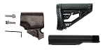 Delta Deals Ergo Stock Adapter Remington 870 12 Gauge Shotgun + Adaptive Tactical AR-15 EX Performance Adjustable Stock +
