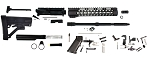 Davidson Defense AR-15 Complete Rifle Kit 5.56 / .223 10