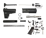 Davidson Defense Complete AR-15 Pistol Kit 7.5