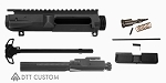 Delta Deals Aero M5 LR-308 Upper Receiver with Dust Cover & Forward Assist (UNASSEMBLED)  + LR-308 BCG + *FREE* LR-308 Ambidextrous Charging Handle