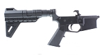 Trinity Force Breach Pistol Brace AR-15 Finish Your Lower Pistol Kit *Choose Your Buffer Caliber* (Lower Receiver not Included)
