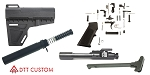 Delta Deals KAK Blade AR-15 Finish Your Pistol Build Kit -  5.56/.223/.300 BLKOUT/.350 Legend